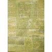 <strong>Antika Brilliant Green Rug</strong> by Kalora