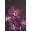 <strong>Kalora</strong> Ashbury Purple Fleur Rug