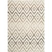 Kalora Sydney Cream Diamonds Area Rug