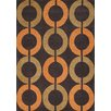<strong>Malabar Textured Rondell Rug</strong> by Kalora