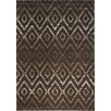 Kalora Sydney Brown Diamonds Area Rug