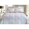 Blue Ridge Home Fashions 1000 Thread Count European White Goose Down Comforter