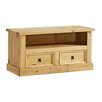 "Hometime Aztec Mexican Pine 36"" TV Stand"