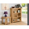 "<strong>Stirling Oak 44"" Bookcase</strong> by Hometime"