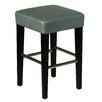 "Cortesi Home 24"" Bar Stool with Cushion"