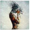 "Cortesi Home Deliberation"" by Mario Sanchez Nevado Graphic Art on Wrapped Canvas"