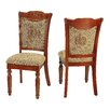 <strong>Cortesi Home</strong> Rosetta Side Chair (Set of 2)