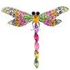<strong>Dragonfly Crystal Brooch</strong> by Fantasyard