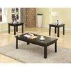 Milton Green Star 3 Piece Coffee Table Set