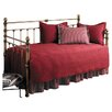 Stone Cottage Bedding Daybed 5 Piece Twin Trellis Quilt Set