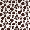 <strong>Astek Wallcovering Inc.</strong> Flower and Circles Floral Bontanical Tiles Wallpaper