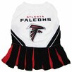 <strong>Doggie Nation</strong> NFL Cheerleader Dog Dress