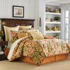 Tommy Bahama Bedding Tropical Lily 3 Piece Duvet Cover Set