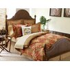 Orange Cay Bedding Collection