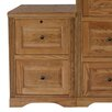 Eagle Furniture Manufacturing Oak Ridge 2-Drawer  File