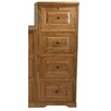 <strong>Eagle Furniture Manufacturing</strong> Oak Ridge 4-Drawer  File