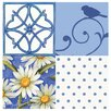 Thirstystone Garden Party 4-Patch Occasions Coasters Set (Set of 4)
