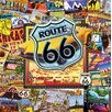 <strong>Thirstystone</strong> Route 66 II Occasions Coasters Set (Set of 4)