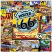Thirstystone Route 66 II Occasions  Trivet