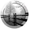 <strong>Thirstystone</strong> Fence in the Mist Occasions Coasters Set (Set of 4)