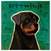 Thirstystone Rottweiler Occasions Coasters Set (Set of 4)