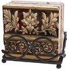 Thirstystone 5 Piece Frieze Motif Ambiance Coaster Gift Set