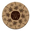 <strong>Thirstystone</strong> Beachside Cork Coaster Set (Set of 6)