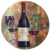 Thirstystone Pinot I Cork Coaster Set (Set of 6)
