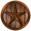 <strong>Thirstystone</strong> Western Star on Barnwood Occasions Coaster (Set of 4)