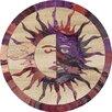 Thirstystone Sun Moon Coaster (Set of 4)