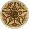 <strong>Thirstystone</strong> Indian Basket Coaster (Set of 4)