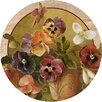 <strong>Thirstystone</strong> Pansies Coaster (Set of 4)