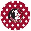 Thirstystone Florida State University Dots Collegiate Coaster (Set of 4)