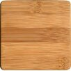 Thirstystone Square Bamboo Coaster (Set of 4)