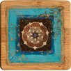Thirstystone Exotic Medallion II Bamboo Coaster (Set of 4)
