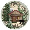 Thirstystone Rustic Cabin Occasions Coaster (Set of 4)