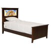LightHeaded Beds Shaker Bed with Changeable Back-Lit LED Headboard Imagery