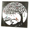 River Cottage Gardens Round Tree Wall Décor