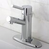 <strong>Concord Single Handle Bathroom Faucet with Brass Pop-Up Drain  and ...</strong> by Kingston Brass