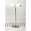 Kingston Brass Claremont Freestanding Toilet Paper Holder