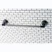 "Kingston Brass Water Onyx 18"" Wall Mounted Towel Bar"