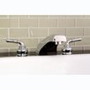 Kingston Brass Magellan Two Handle Roman Tub Filler