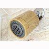 Kingston Brass Concord PVC 2 Function Shower Head