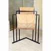 Kingston Brass Edenscape Free Standing Corner Towel Rack