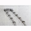 <strong>Edenscape Double Curved Shower Curtain Rod</strong> by Kingston Brass