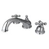 Kingston Brass Vintage Double Handle Roman Tub Filler