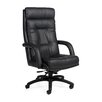 Global Total Office Arturo Executive High-Back Pneumatic Tilter Office Chair with Arms