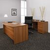 <strong>Correlation Standard Desk Office Suite</strong> by Global Total Office