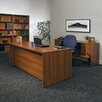 Global Total Office Adaptabilities Standard Executive Desk Office Suite