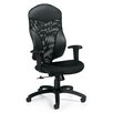 <strong>Tye High-Back Pneumatic Office Chair</strong> by Global Total Office